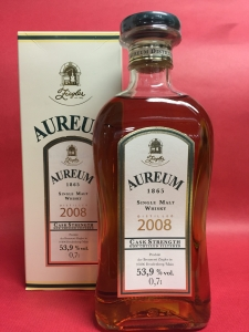 Aureum 2008 Cask Strenght 59,95 €